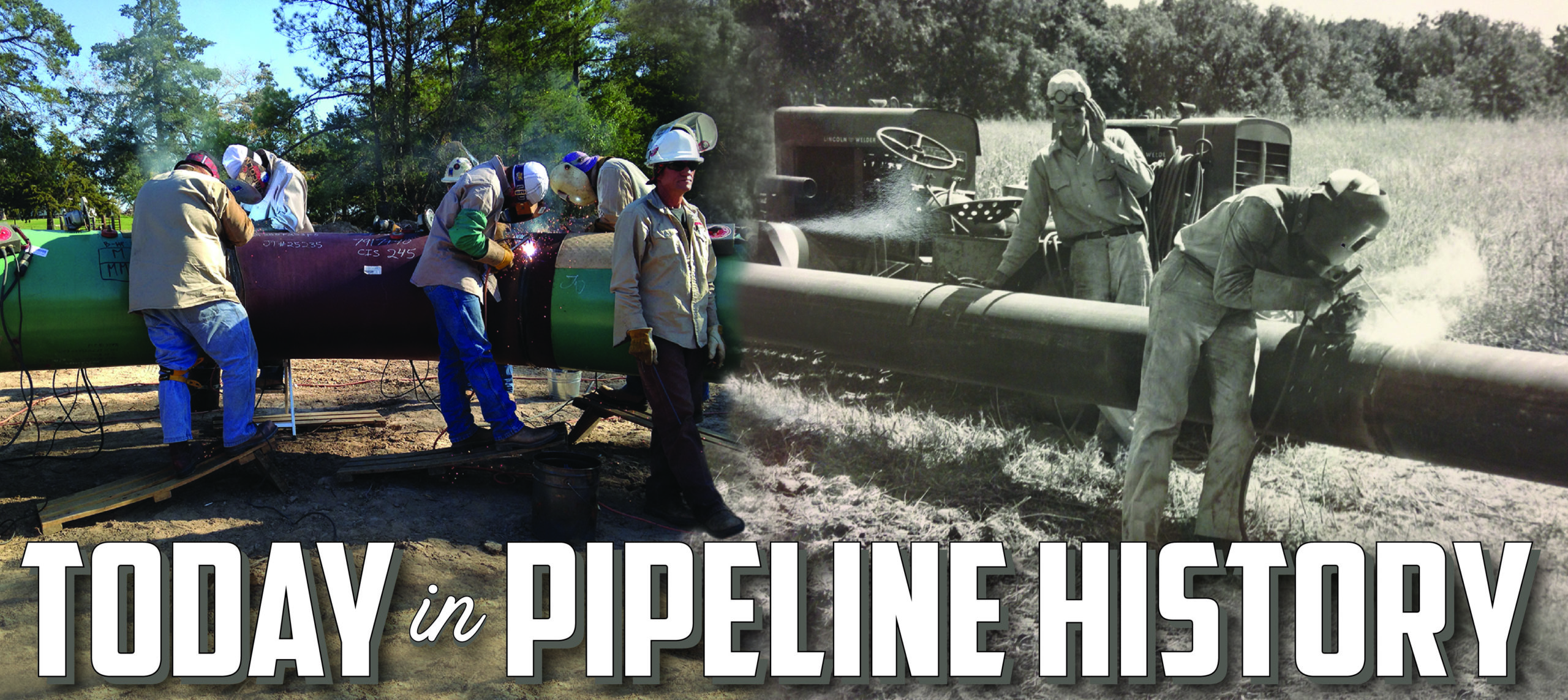 Today in pipeline history