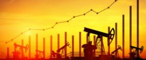 pump jacks and raising oil prices