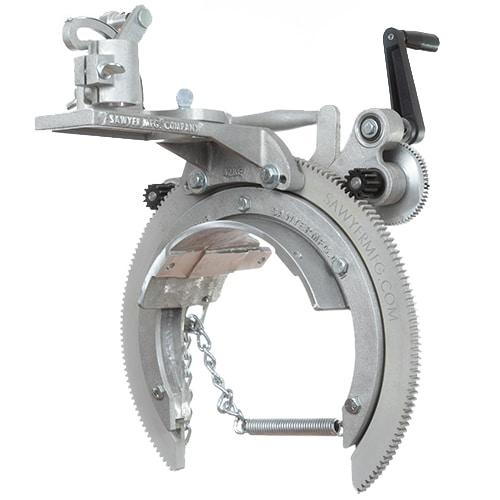 Sawyer Saddle Machine #1